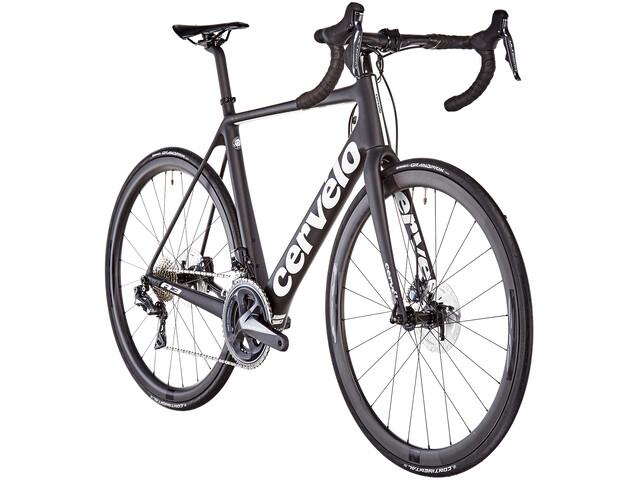Cervelo R3 Disc Ultegra Di2 8070 Racercykel sort (2019) | Road bikes